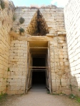 Entrance to Tomb of Clytemnestra