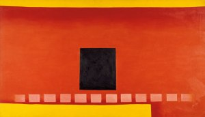 23-OKeeffe_Black-Door-with-Red