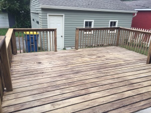 The Stripped Deck